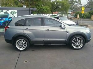 2009 Holden Captiva CG MY09 LX (4x4) Grey 5 Speed Automatic Wagon Greenacre Bankstown Area Preview