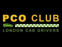 *DRIVERS HIRE/PCO DRIVERS FOR BUSY OFFICE+PROVIDING CARS**WITH REVERSE CAMERA AND GPS*