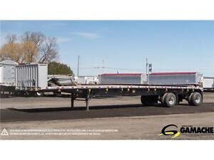 GREAT DANE FREEDOM 2009 FLAT BED 48' À VENDRE / FOR SALE