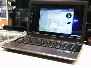 Samsung Laptop RV511
