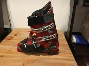 Ski Boots Salomon Falcon CS Pro Ski Boot 27.5 North Shore Greater Vancouver Area image 3
