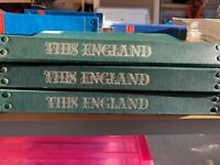 This England magazines - 42 years complete from first edition