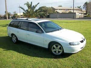 1998 Holden Commodore VT Acclaim 4 Speed Automatic Wagon Alberton Port Adelaide Area Preview
