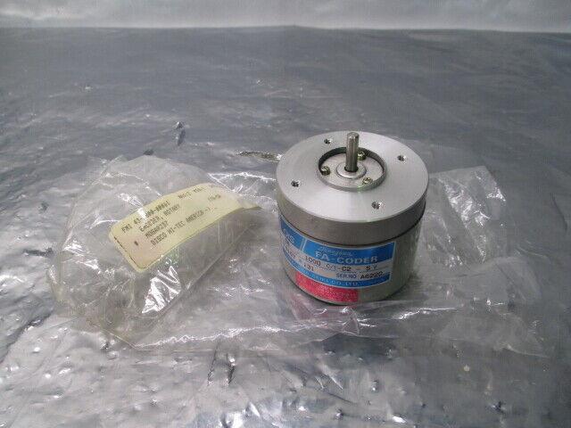 Tamagawa 66-1000 CT-C2-5V FA-CODER Rotary Encoder, FMI 43-0800-00061, 101487