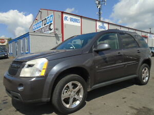 2007 Chevrolet Equinox LT LUXURY SPORT PKG--LEATHER-SUNROOF