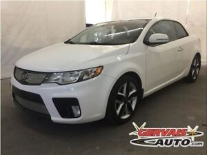 Kia Forte Koup SX Cuir Toit Ouvrant MAGS 2011