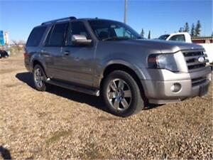 2008 Ford Expedition Limited Sunroof DVD Sale $13650