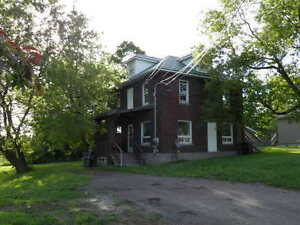 OPEN TO OFFER! Brick Duplex on Double size Lot