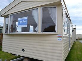 Affordable Static Caravan For Sale - on 12mth, Pet Friendly, Sea View Holiday Park. Morecambe Bay