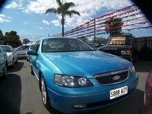 2005 Ford Fairmont BA MkII Ghia 4 Speed Auto Seq Sportshift Sedan Enfield Port Adelaide Area Preview