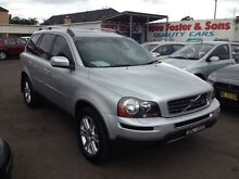 2007 Volvo XC90 MY07 V8 6 Speed Automatic Geartronic Wagon Granville Parramatta Area Preview