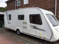 Swift Challenger 540 (2008) - EXCELLENT CONDITION + Full Awning