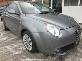 2010 Alfa Romeo MiTo 1.4 16V Turismo ***LOOK*** Stunning Car Low Mileage
