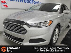 2016 Ford Fusion SE FWD with keyless entry, power drivers seat a