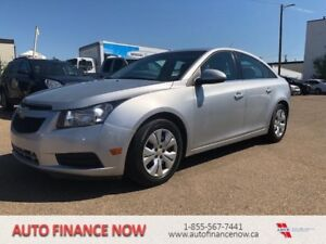 2013 Chevrolet Cruze 4dr Sdn LT CHEAP PAYMENTS REDUCED