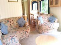 Cheap 12ft Wide Static Caravan For sale. By The Sea