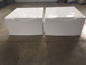 Washer & Dryer Pedestals