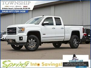 2014 GMC Sierra 1500 SLT - $19/Day! - 5.3 L V8 - Leather - 4WD