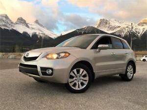 2012 Acura RDX SH-AWD Turbo | TECH PKG | LEATHER | LOADED