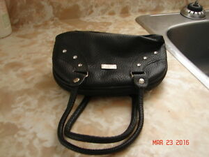 Little Leather Biker Purse
