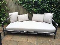 Yothaka Garden Sofa - Handcrafted in Thailand