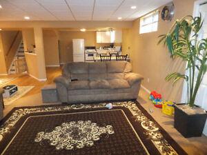 Luxury two bedroom basement Suite Edmonton Edmonton Area image 1