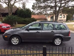 2006 Ford Focus Wagon with low kilometers