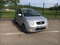 Kia Picanto 1.1 Graphite 2010 59 PLATE *ONLY 60K MILES, £30 A YEAR TAX*
