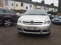 Toyota Corolla Verso 2.2 D-4D T180 5dr£3,695 one owner