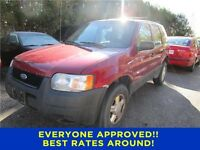 2003 Ford Escape XLS Duratec