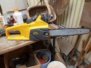 Alpina Electric Chainsaw ( nearly new) Linden Park Burnside Area Preview