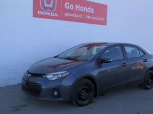 2014 Toyota Corolla S, AUTOMATIC, LEATHER