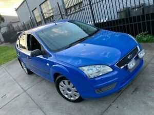 2005 Ford Focus LS CL Hatch Rego Rwc Campbellfield Hume Area Preview