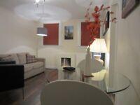 Central, modern, bright, one bedroom flat on Royal Mile, short term let