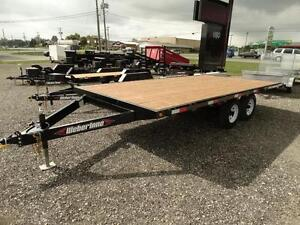 16' Flatdeck Trailer Kitchener / Waterloo Kitchener Area image 1