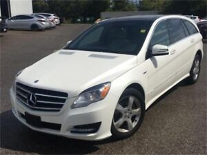 2011 Mercedes-Benz R-Class R350 BlueTEC, 7 PASS