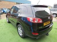 2010 Hyundai Santa Fe 2.2 CRDi Style Station Wagon Auto 5dr (7 seats)