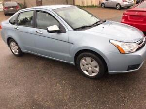 2009 Ford Focus SE Automatic ---$0 DOWN FINANCING