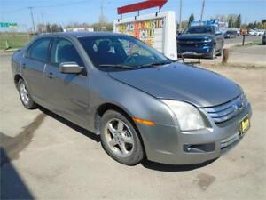 2009 FORD FUSION SE, LOW MILEAGE, SAFETY AND WARRANTY, $4,950