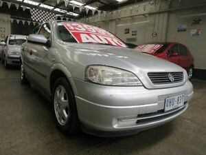 2000 Holden Astra TS CD 4 Speed Automatic Sedan Mordialloc Kingston Area Preview