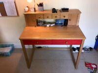 Tutti Fruitti Ash Multicoloured Desk - The Children's Furniture Company
