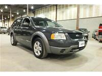 2007 Ford Freestyle SEL AS-IS