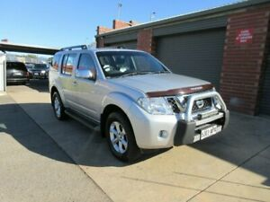 2012 Nissan Pathfinder R51 Series 4 ST-L (4x4) Silver 5 Speed Automatic Wagon Gilles Plains Port Adelaide Area Preview