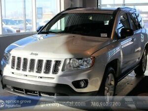 2013 Jeep Compass NORTH EDITION: AUTO, 4X4, HEATED SEATS