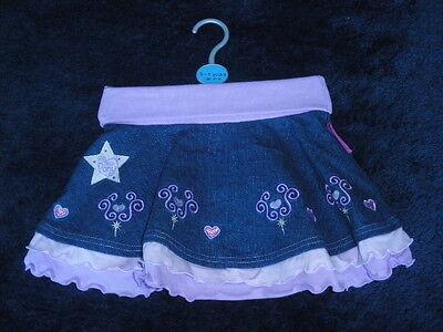 BNWT G3 My Little Pony Denim Skirt, Smith & Brooks, 3 - 4 years