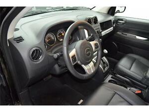 2016 Jeep Compass HIGH ALTITUDE 4X4 - HEATED SEATS**POWER DRIVER Kingston Kingston Area image 6