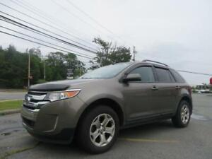 BEST DEAL! 140 BI WEEKLY !!! 2013 Ford Edge SEL AWD+ WARRANTY