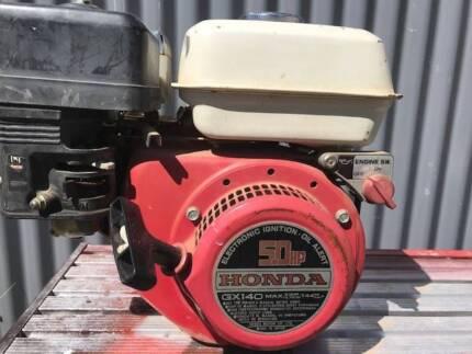 Honda Gx 140 Motor