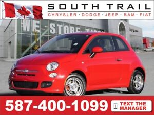 2014 FIAT 500 Sport*ASK FOR TONY FOR ADDITIONAL DISCOUNT*