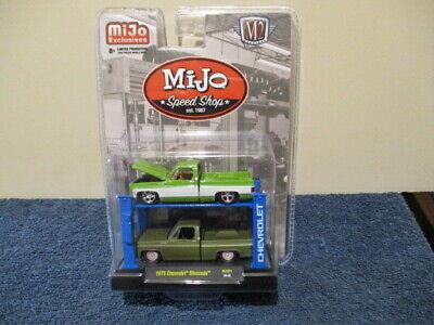 CASTLINE M2 2020 MIJO SPEED SHOP AUTO-LIFT MJS01, 1975 CHEVROLET SILVERADO.